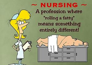 Weekly dose of nursing humor from onlyanurse.com