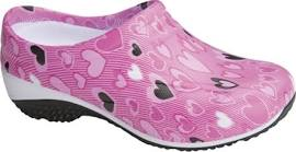 All about love Cherokee Women's AnyWears Exact Clog