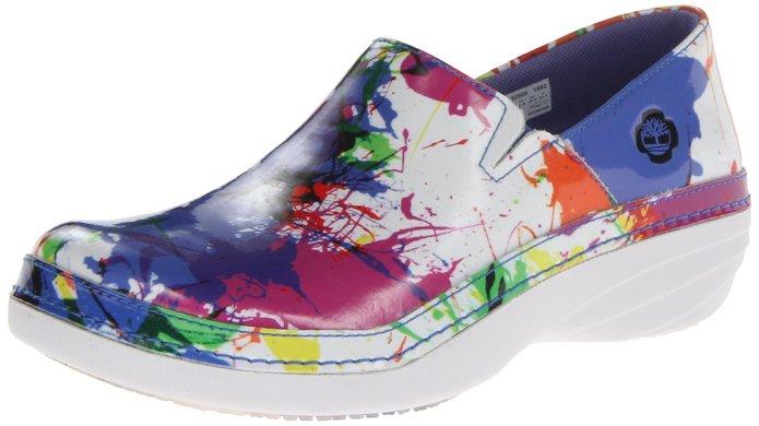 Timberland pro womens renova spattered paint