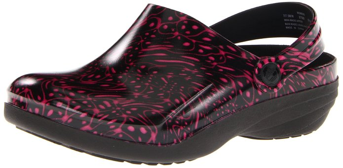 Red Timberland PRO Women's Renova Caregiver Shoe