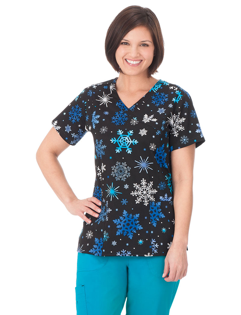 95f4b2652ab Best Picks For Christmas Holiday Scrubs — Best Picks For Christmas ·  Christmas Nursing Scrubs