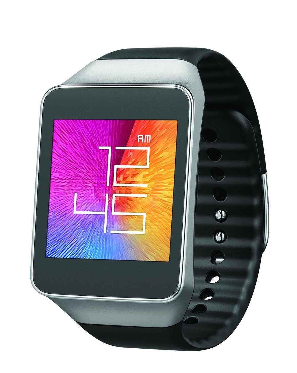 Samsung Gear Live Smartwatch for Android Devices - Retail Packaging - Black