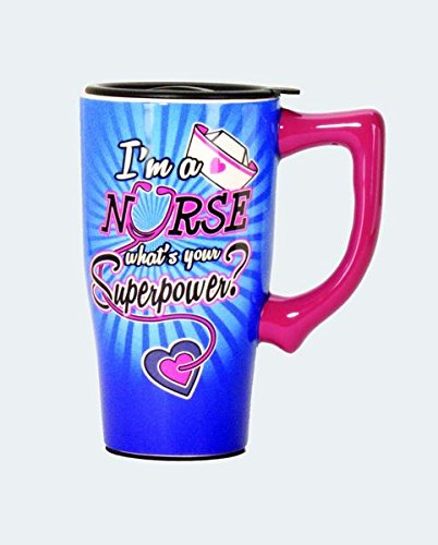 I'm a nurse what's your superpower
