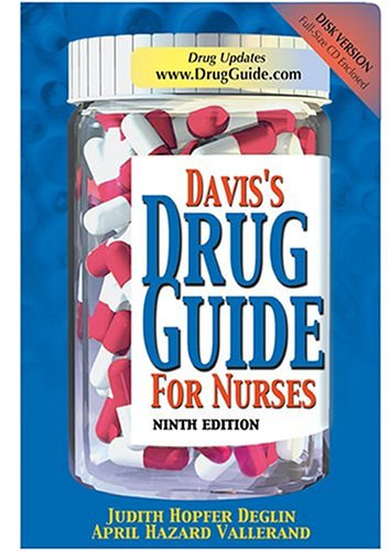 Best drug guide for nurses