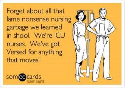 Weekly dose of nursing humor