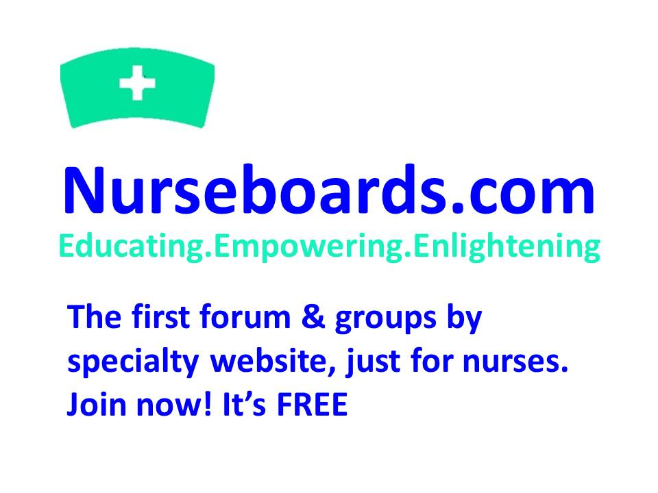 forums for nurses