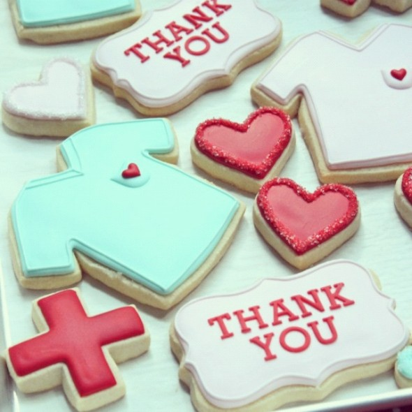 Thank you quotes for nurses