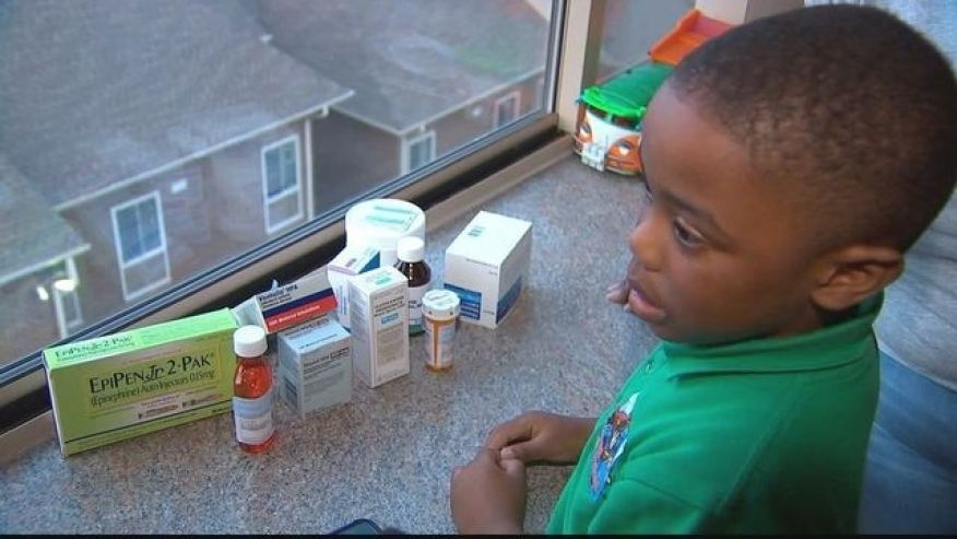 Child hospitalized after school nurse administered the wrong medication