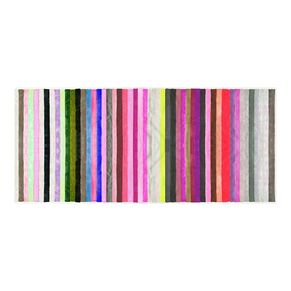 CHROMATIC HARMONY #25 - TRADITIONAL GALLERY PRINTCANVAS GALLERY WRAPLUXE LUCITE SHADOWBOX