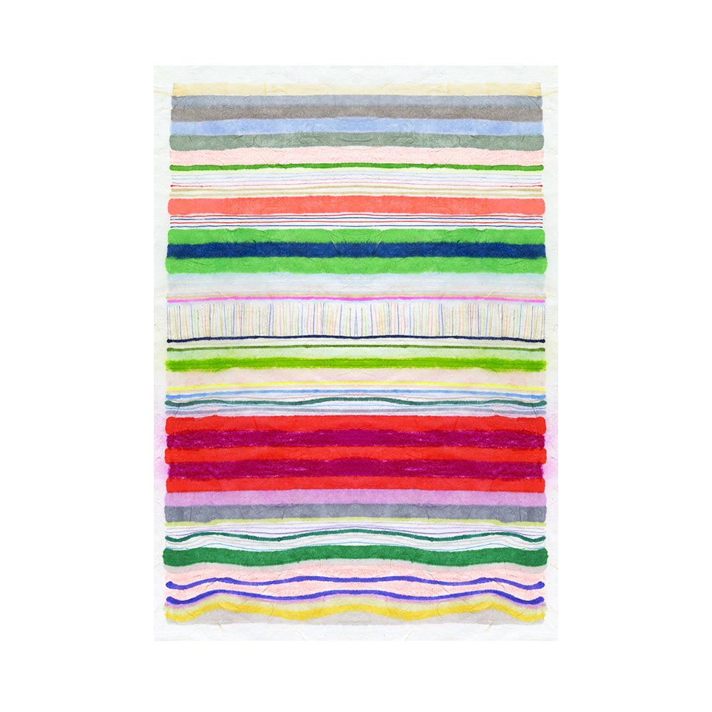 CHROMATIC BEAT - TRADITIONAL GALLERY PRINTCANVAS GALLERY WRAPLUXE LUCITE SHADOWBOX
