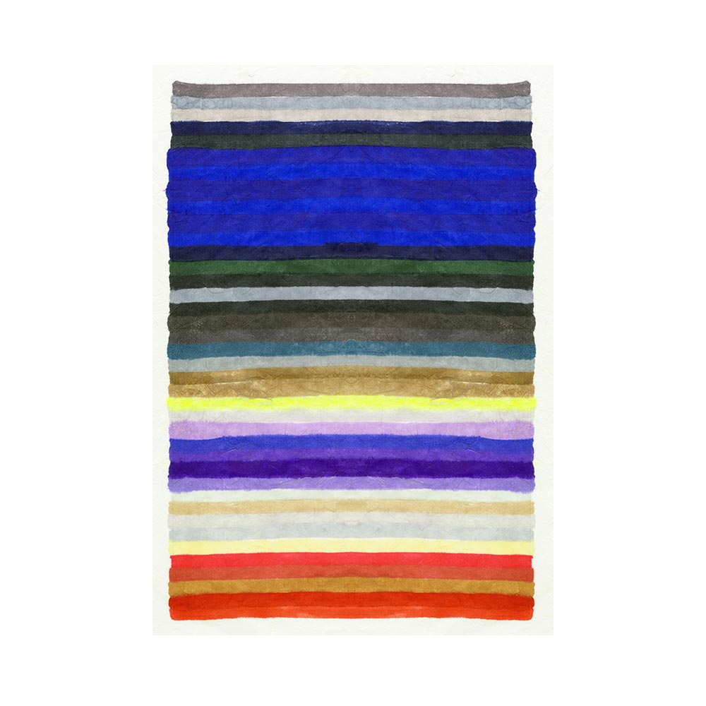 CHROMATIC HARMONY #2 - TRADITIONAL GALLERY PRINTCANVAS GALLERY WRAPLUXE LUCITE SHADOWBOX