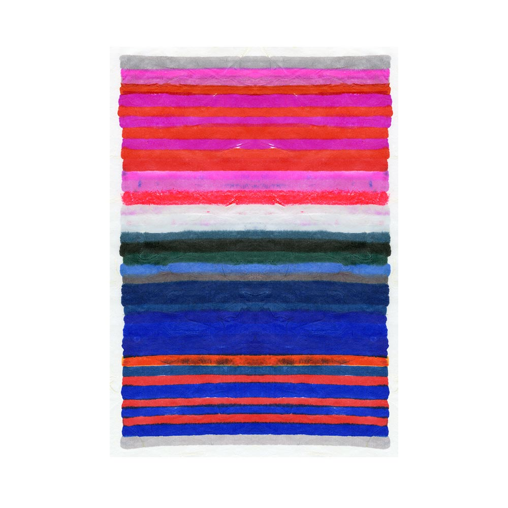 CHROMATIC HARMONY #5 - TRADITIONAL GALLERY PRINTCANVAS GALLERY WRAPLUXE LUCITE SHADOWBOX