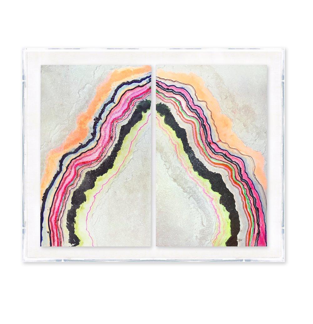 Kristi Kohut Modern Colorful Art