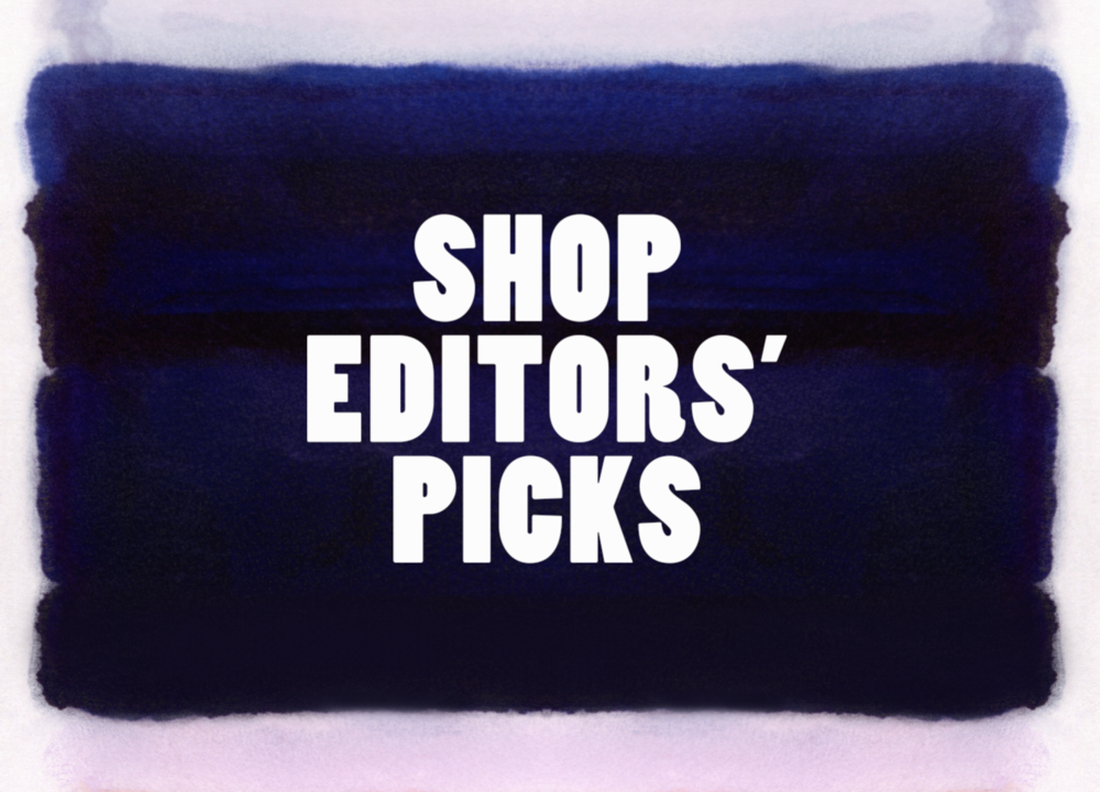 EDITOR'S ART PICKS