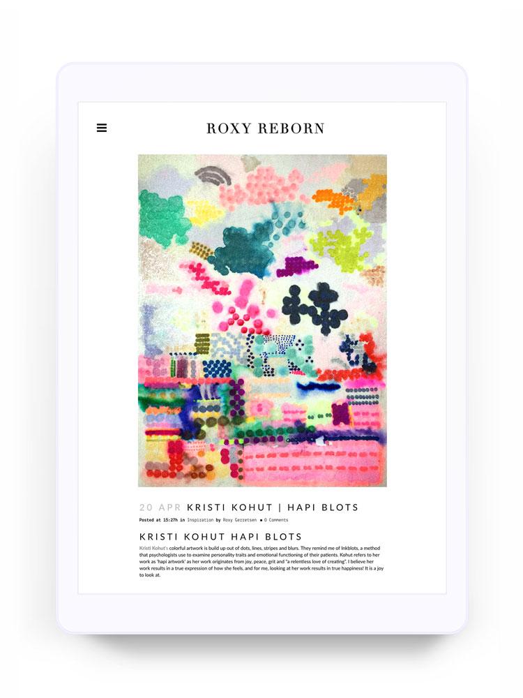 Roxy Reborn