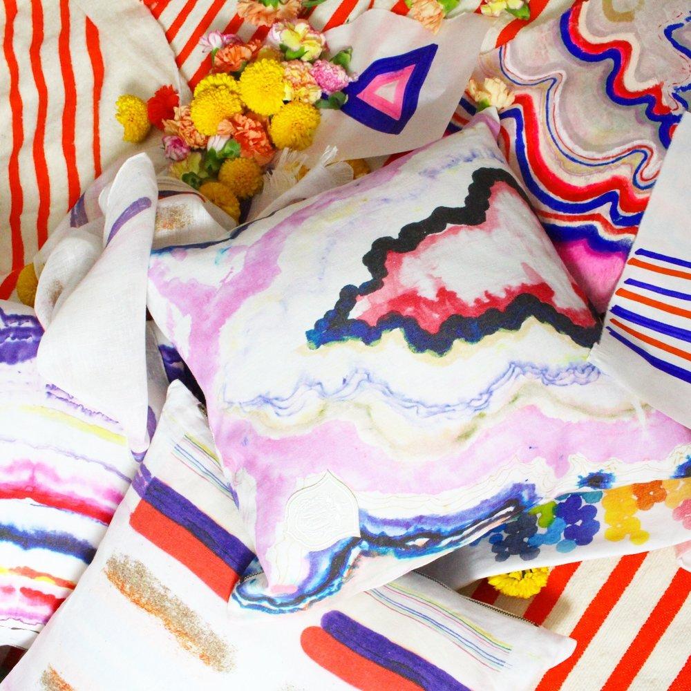 Kristi Kohut Colorful Artists