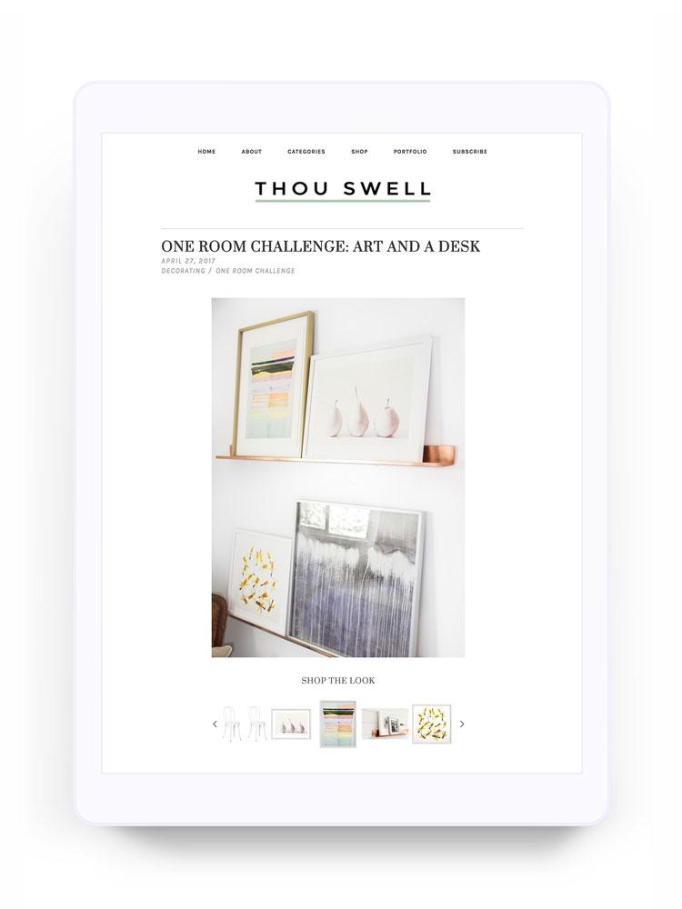 Thou Swell