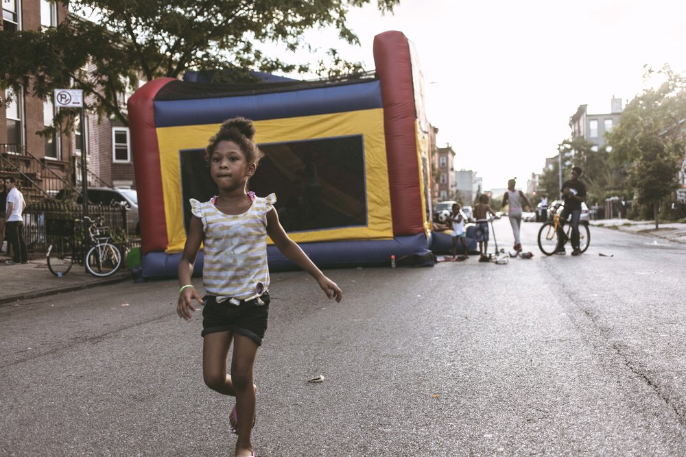 200 Lex /    Photo Essay    An Annual Bed Stuy Block Party, Brooklyn, New York