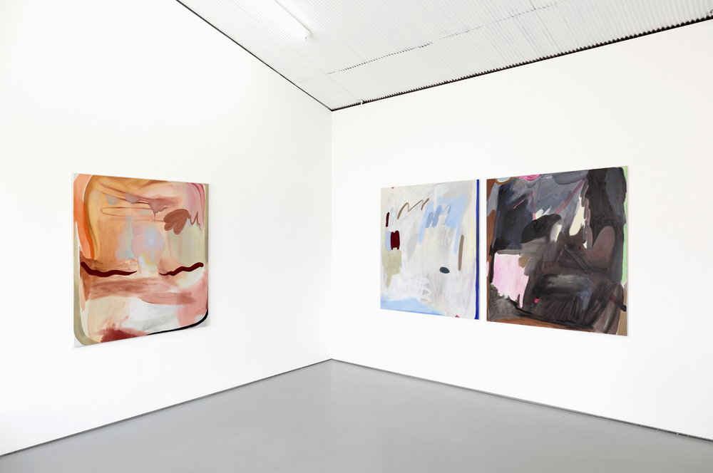 The Pinkness, Installation view, January 2019 Tristian Koenig Gallery, Melbourne