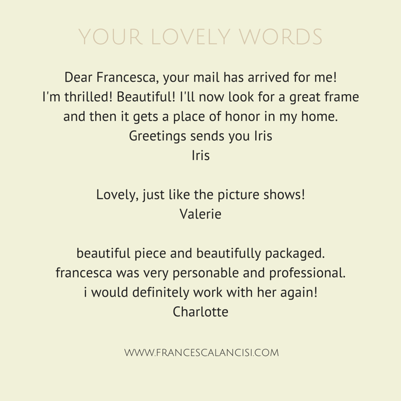 YOUR LOVELY WORDS