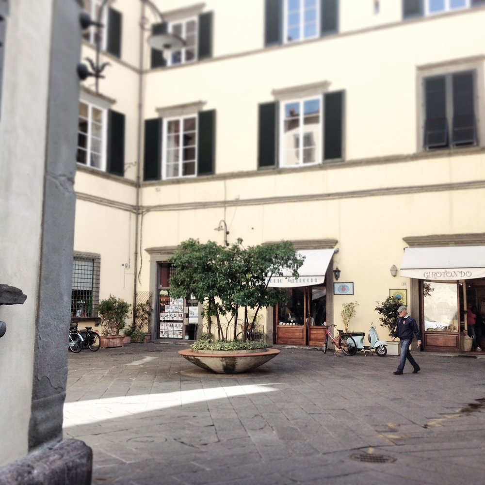 Piazza dell'Arancio