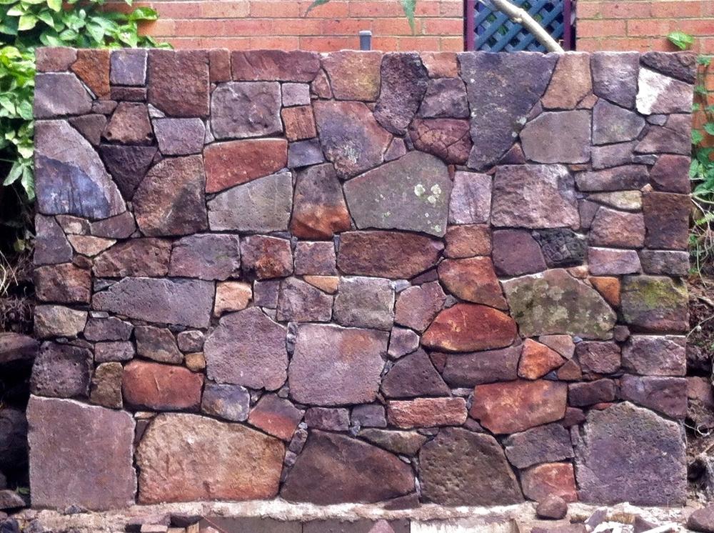 Mimosa Rocks Landscapes   Stone Masonry Feature Stonewalls   Byron Bay/  Newrybar /Lennox Head