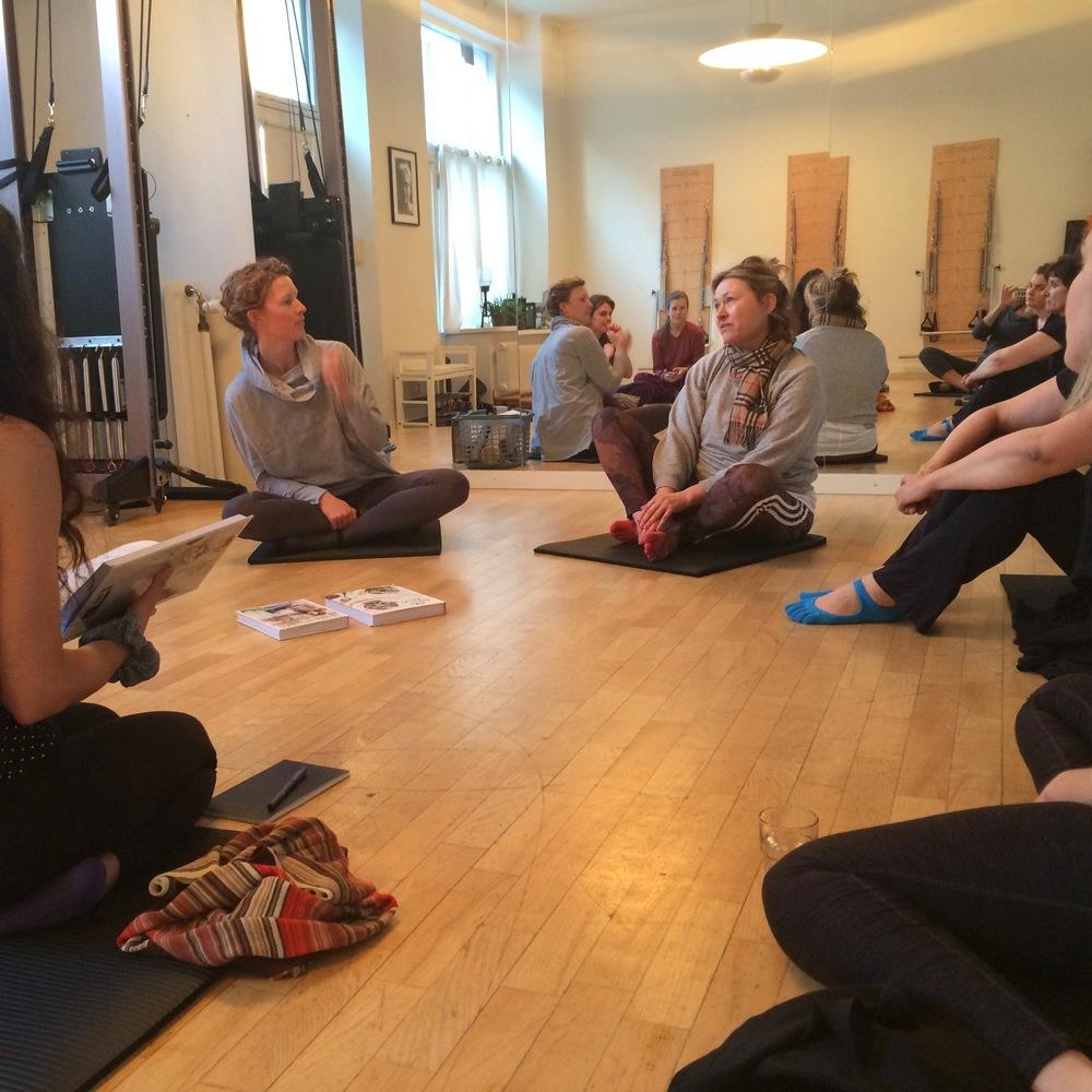 Detox Pilates week 2017