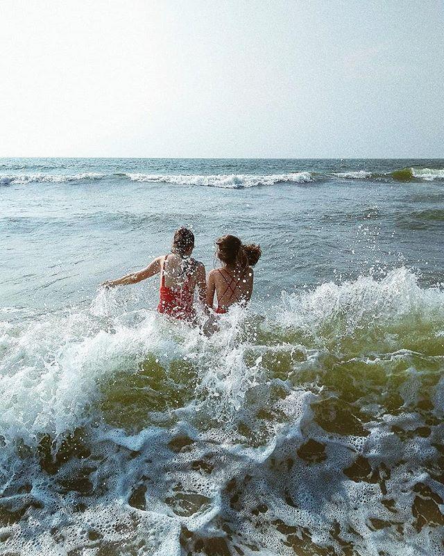 Не подводим итоги, не строим планы. Просто лезем в море 💖💖💖 #настя_хворостына  #nasty_hvorostyna #stilllife #love #ещечестнее #thеmilkywaу #мояазия #новыйгод #сновымгодом2018 #happynewyear #ilovelife❤️