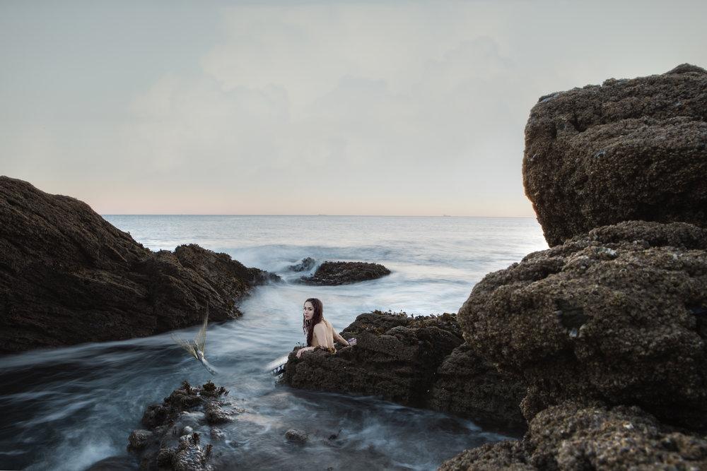 The Mermaid of Lamorna