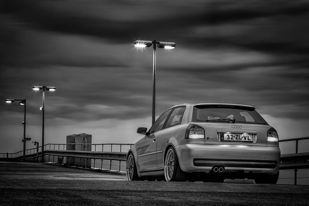 Audi S3 II