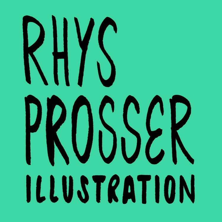 Rhys Prosser Illustration