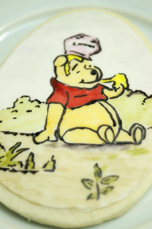 Think, think, think... -Winnie the Pooh