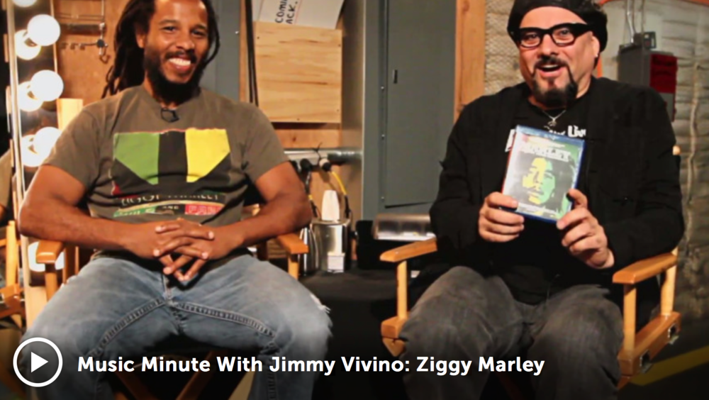 Music Minute with Jimmy Vivino