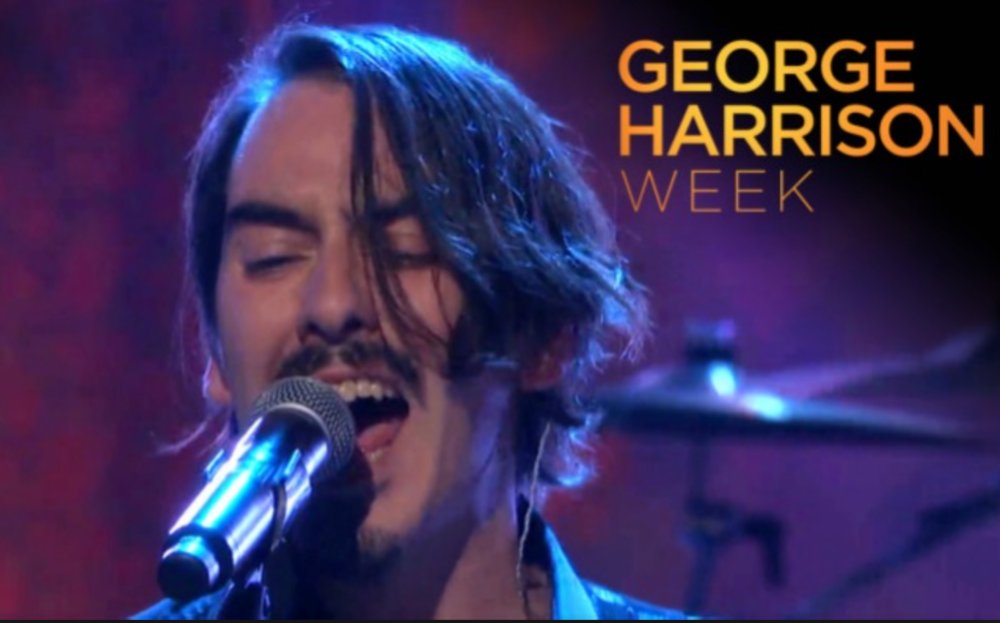 George Week on Conan