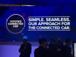 The car companies are all in for the Connected Car