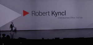 Robert Kyncl, Chief Business Officer, You Tube