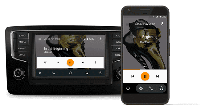 Android Auto will now be available on a car screen or as a phone app.