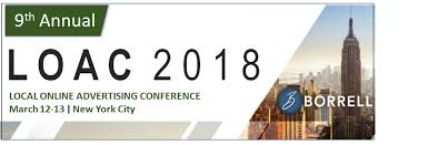 Fred Jacobs and I will be at Gordon Borrell's LOAC2018 conference in New york, presenting on smart speakers.