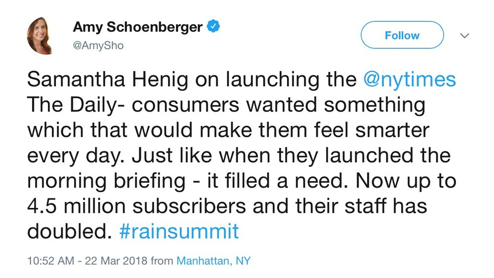 Amy_Schoenberger_on_Twitter___Samantha_Henig_on_launching_the__nytimes_The_Daily-_consumers_wanted_something_which_that_would_make_them_feel_smarter_every_day__Just_like_when_they_launched_the_morning_briefing_-_it_filled_a_need__Now_up_to_.jpg