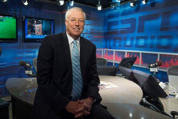 Traug Keller, ESPN Senior Vice President, leads ESPN Audio and the ESPN Talent Office.