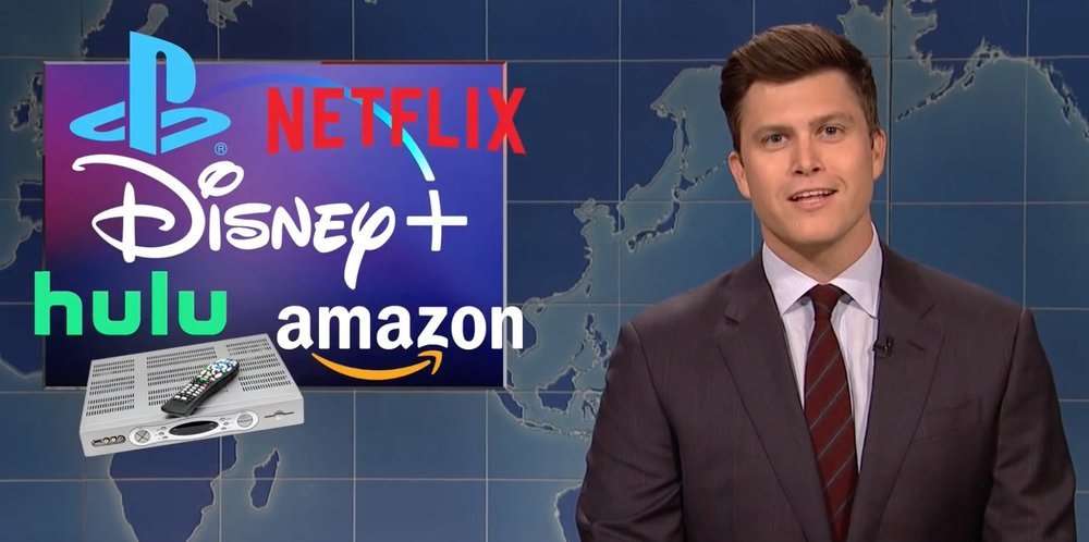 Saturday Night Live Weekend Anchor Colin Jost