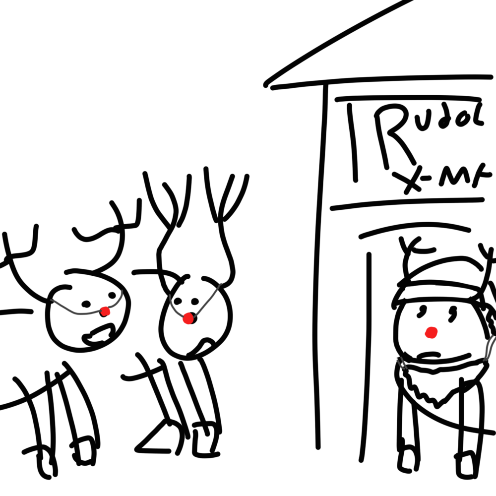 Rudolph Problems.