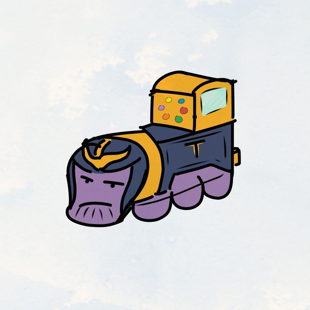 Thanos The Tank Engine