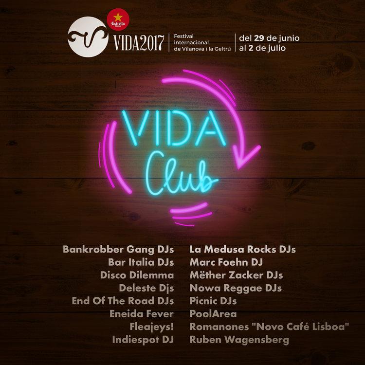 foto Vida Club