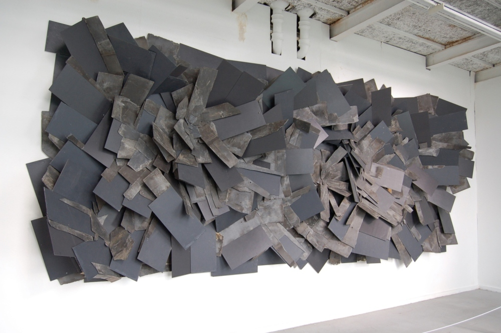 Slate Relief, 2010