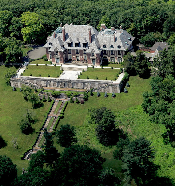 Designed and constructed between 1897 and 1903, Blairsden was the magnificent country home of the family of C. Ledyard Blair, a New York financier, sportsman and commodore of the New York Yacht Club. Blair was a grandson of self-made multimillionaire, philanthropist and Princeton University trustee and benefactor John Insley Blair, who made his fortune in mining and building much of America's railroad system.