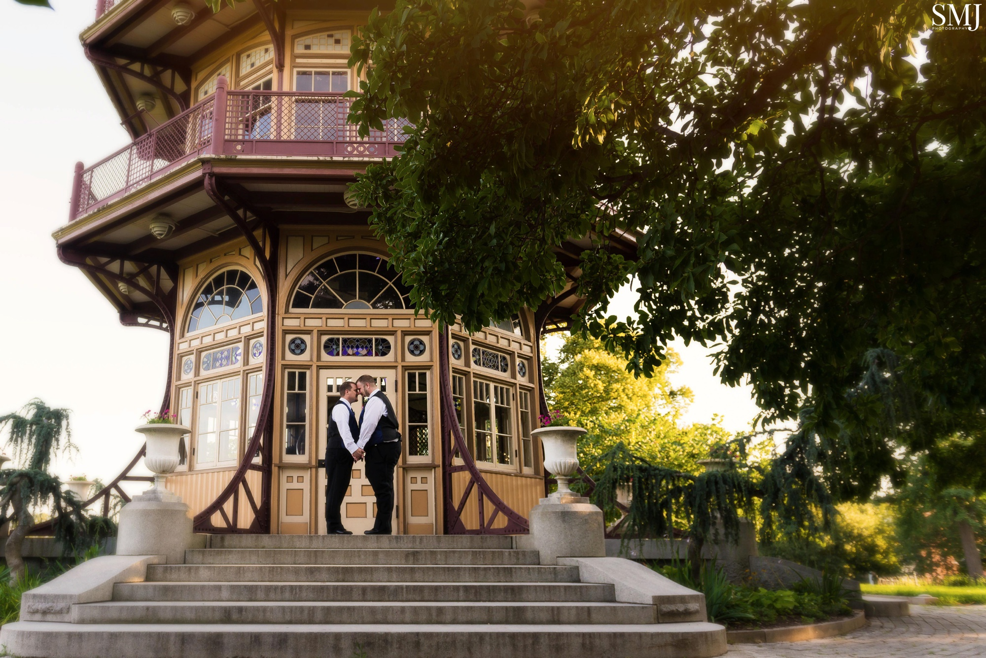 Michael & John – Rosedale Gardens Wedding – SMJ Photography ...