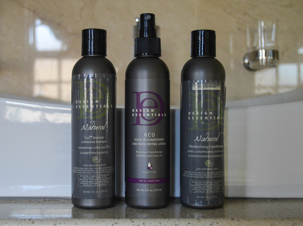 Curl Cleanser & Moisturising Conditioner