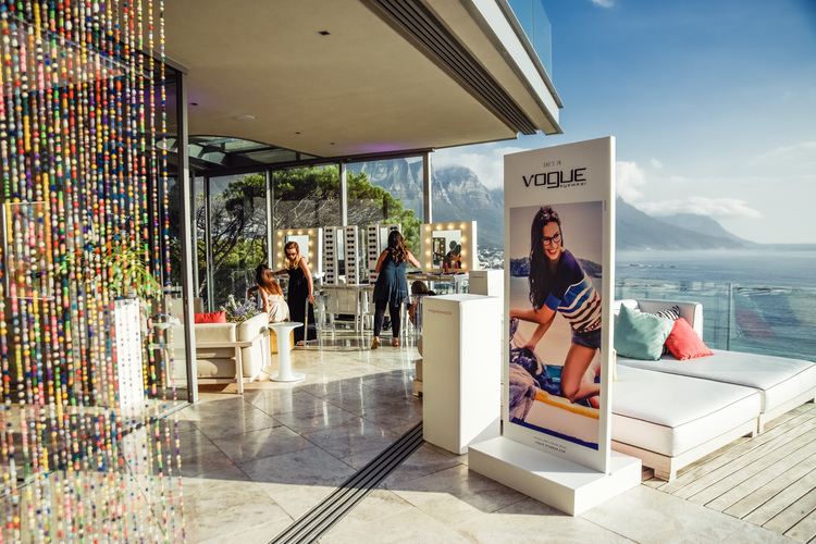 Vogue Eyewear Event Official Photo by Press Room - Clifton 2A, Cape Town