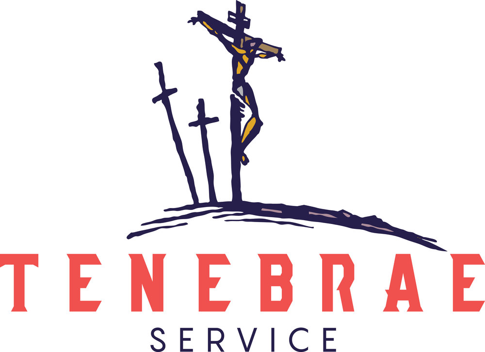 Tenebrae is sometimes called the service of darkness or service of shadows. - Click image for more information about this service.